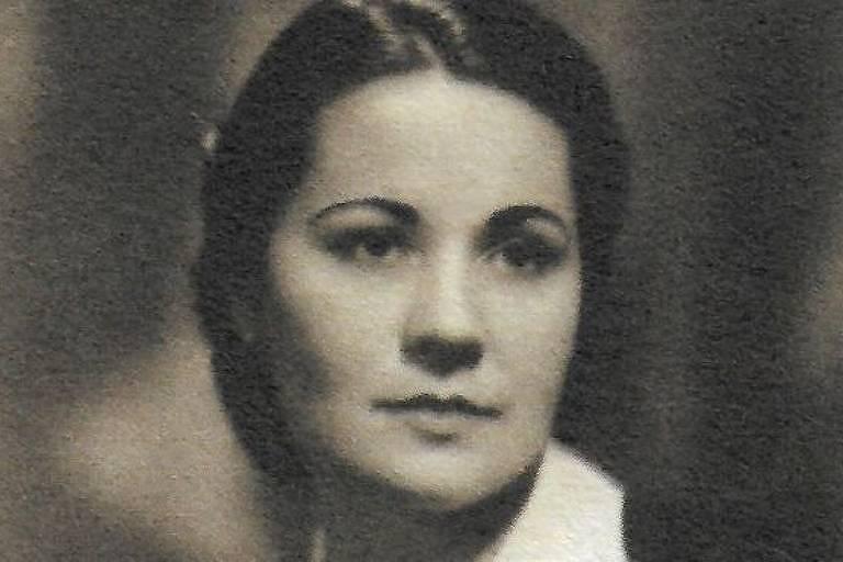 Aracy de Carvalho, homenageada por ajudar judeus na Alemanha, em foto sem data.