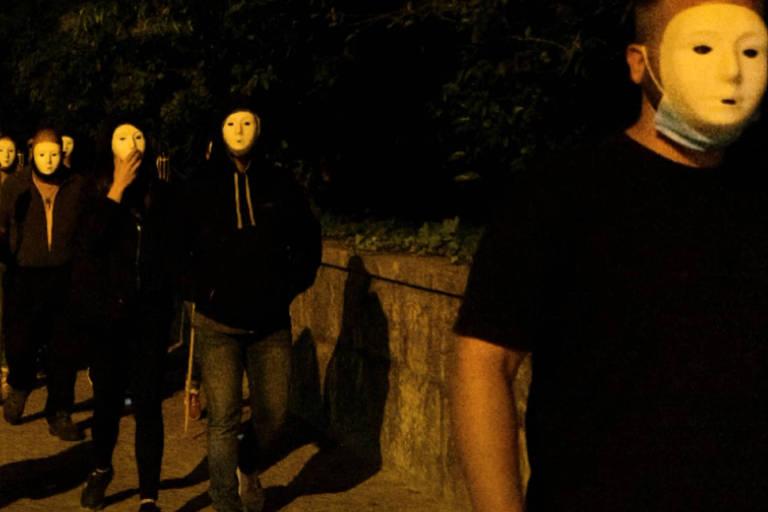 Grupo nacionalista faz 'passeata Ku Klux Klan' contra entidade antirracista em Lisboa