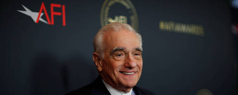 FILE PHOTO: Director Martin Scorsese attends the AFI 2019 Awards luncheon in Los Angeles, California, U.S., January 3, 2020. REUTERS/Mario Anzuoni/File Photo ORG XMIT: FW1