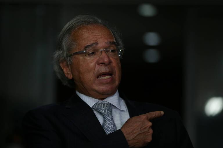 Ministro da Economia, Paulo Guedes, era investigado por suspeita de envolvimento em fraudes