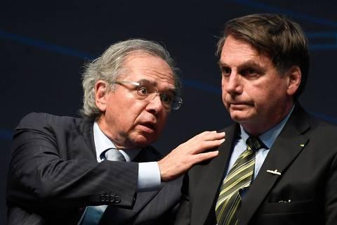 Bolsonaro defende privatizações e teto de gastos após debandada na Economia