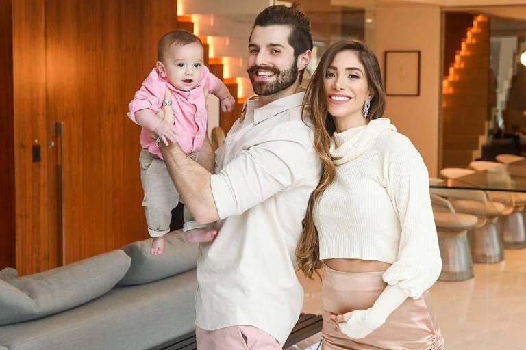 Alok e Romana Novais vão ser pais pela 2º vez