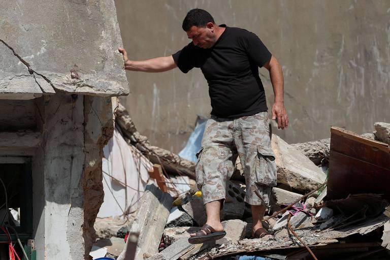 Explosão piora situação dos milhares de refugiados sírios em Beirute