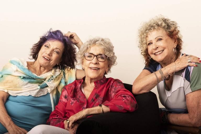 As Avós da Razão: Gilda, Sônia e Helena sem papas nas línguas