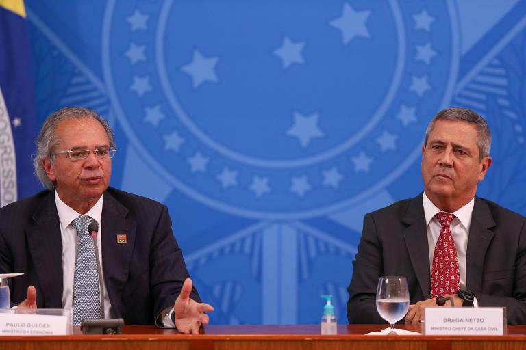 Alas opostas se acusam de querer afundar governo Bolsonaro