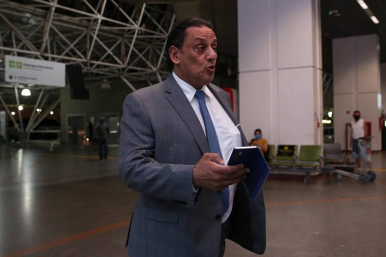 PGR manda ofício ao Rio pedindo informações de depósitos da JBS para Wassef