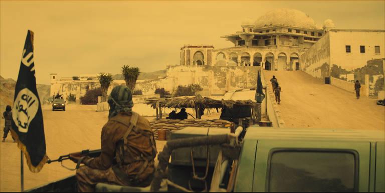 Cena da série espanhola 'A Unidade', da HBO