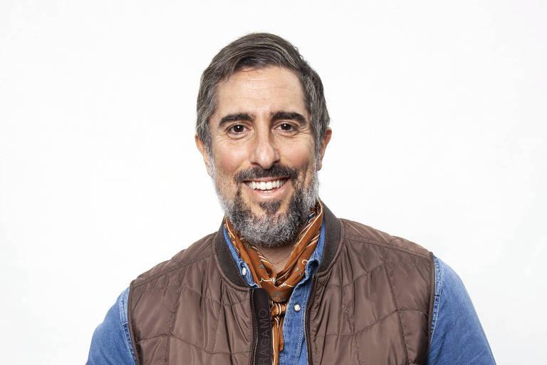 Marcos Mion, apresentador do reality A Fazenda 12