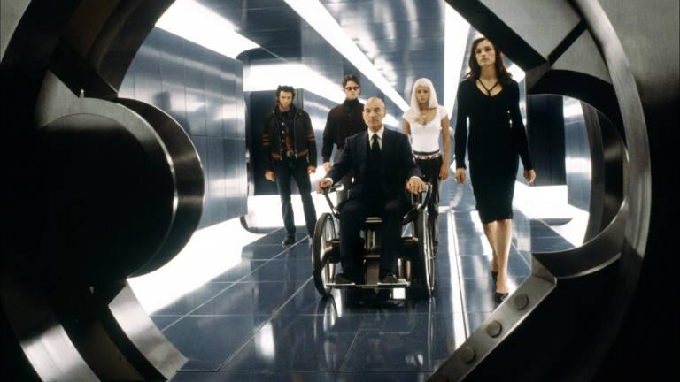 """Cena de """"X-Men: O Filme"""", de 2000, que inaugurou a atual onda de longas de super-herói"""