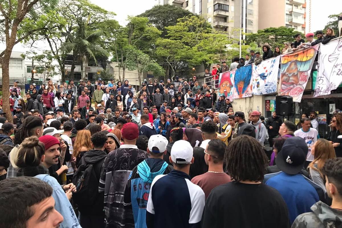Pandemia leva batalha de rimas de São Bernardo para as redes sociais