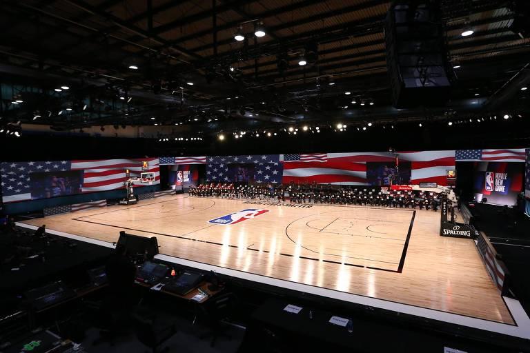 NBA começa mata-mata com 'bolha' segura e favoritos inseguros