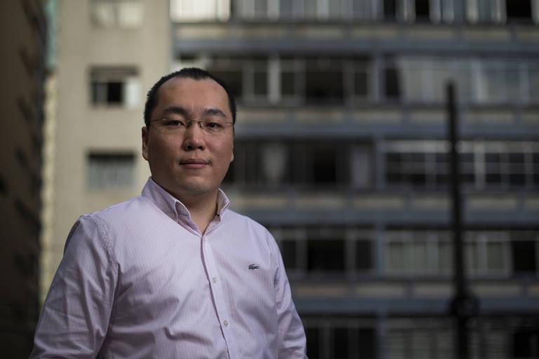 Cheung Ka Wai, 38, que imigrou para o Brasil aos 5 anos