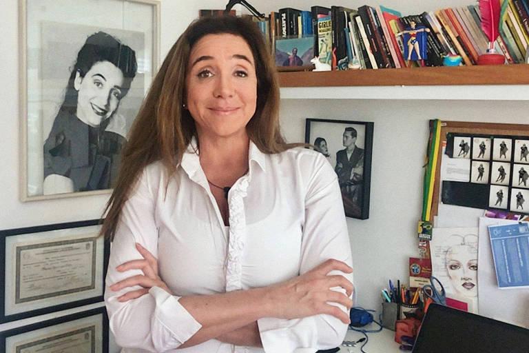 Marisa Orth estará na temporada 2020 do 'Zorra'