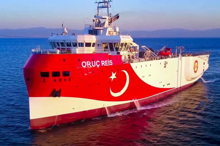 Após aumento de tensões entre Grécia e Turquia, Erdogan diz que não vai recuar