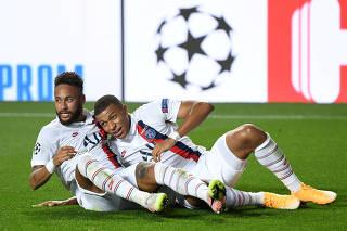 Champions League - Quarter Final - Atalanta v Paris St Germain