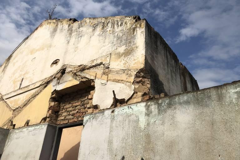 Casa do chefe da estação de Pindamonhangaba será restaurada