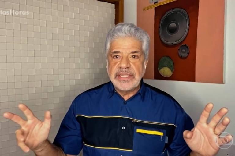 Lulu Santos no 'Altas Horas'
