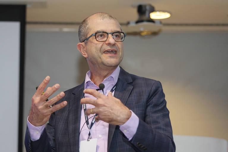 O jornalista Ricardo Gandour