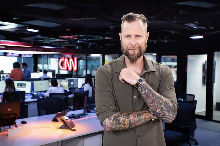 André Mifano assina contrato com a CNN Brasil