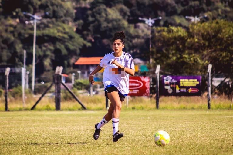 Brasileira Joane Ribeiro ganhou bolsa esportiva em faculdade dos EUA, mas faz vaquinha para pagar os custos acadêmicos