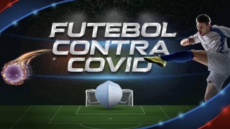 TikTok cria campanha #FutebolContraCovid para garantir doações à BrazilFoundation