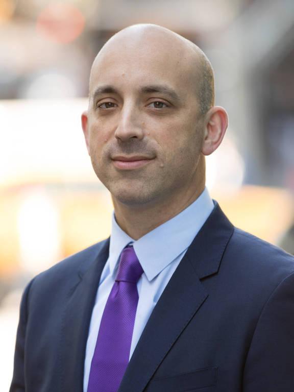 O presidente da Liga Anti-Difamação, Jonathan Greenblatt