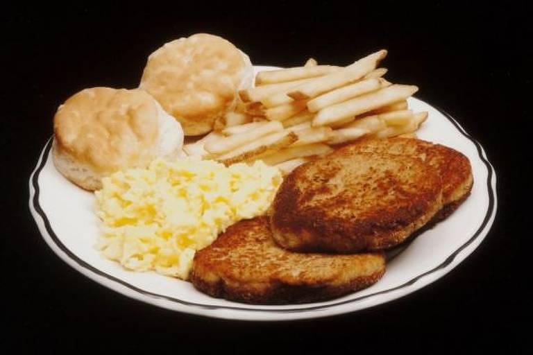 Última refeição solicitada por Clydell Coleman, executado em 5 de maio de 1999