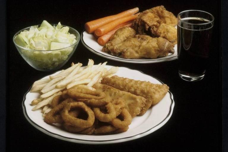 Última refeição solicitada por James Beathard