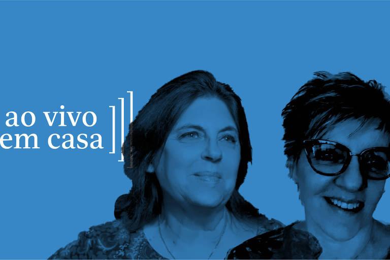 Rosa Alegria e Raquel Stucchi
