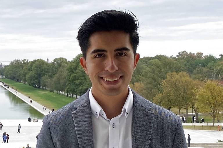 Sebástian Arévalo, diretor da ONG colombiana Pasos Libres