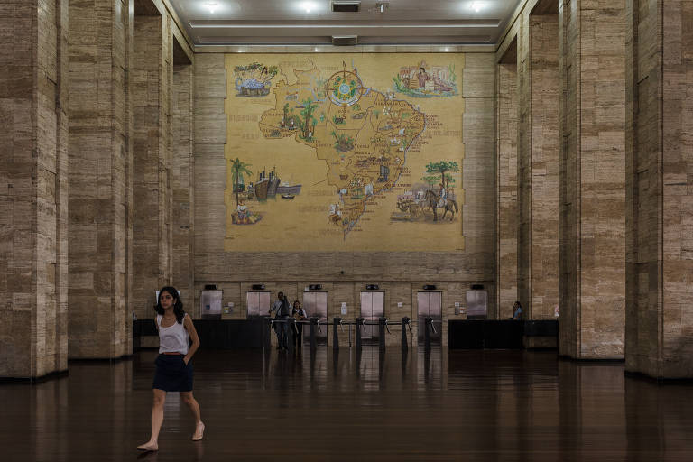 Conheça o edifício Matarazzo, sede da Prefeitura de São Paulo
