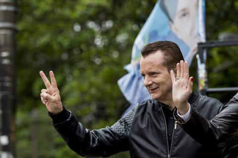 Russomanno lidera disputa para prefeito de SP com 29%, e Covas tem 20%, aponta Datafolha