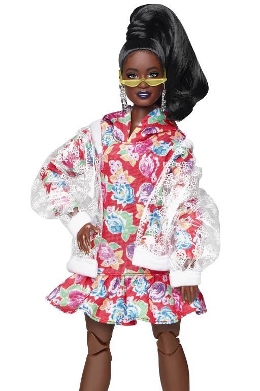 Linha de bonecas e bonecos negros da Mattel