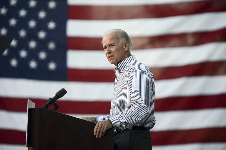 A trajetória de Joe Biden