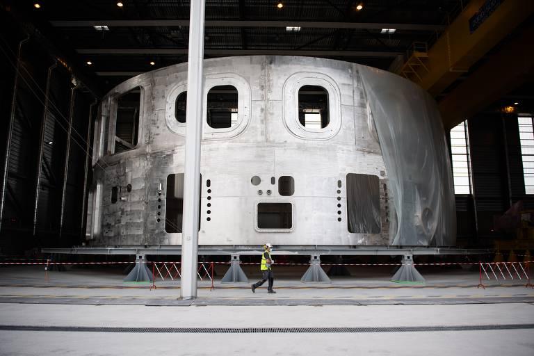 Iter, o maior reator de fusão nuclear do mundo