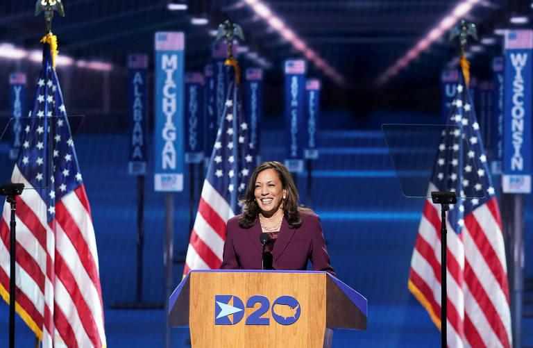 Terceira noite da convenção democrata