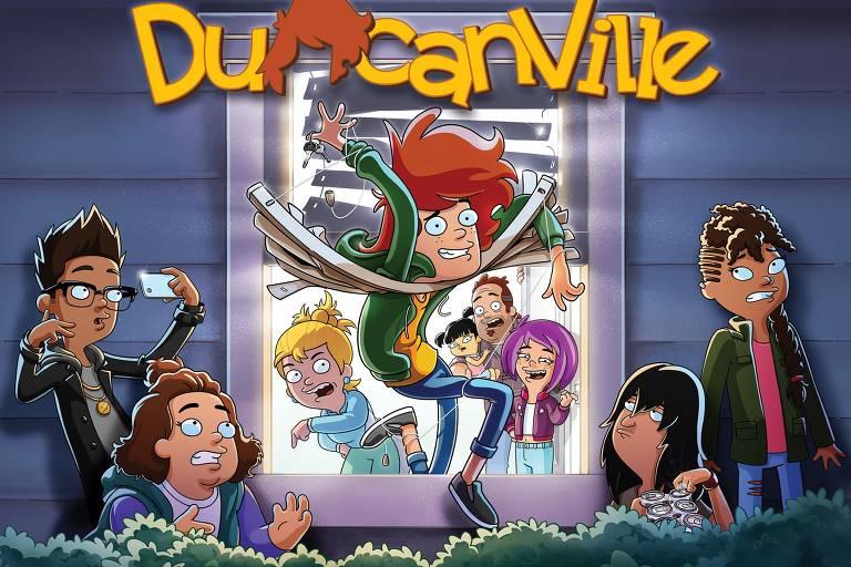 Imagens da série Duncanville