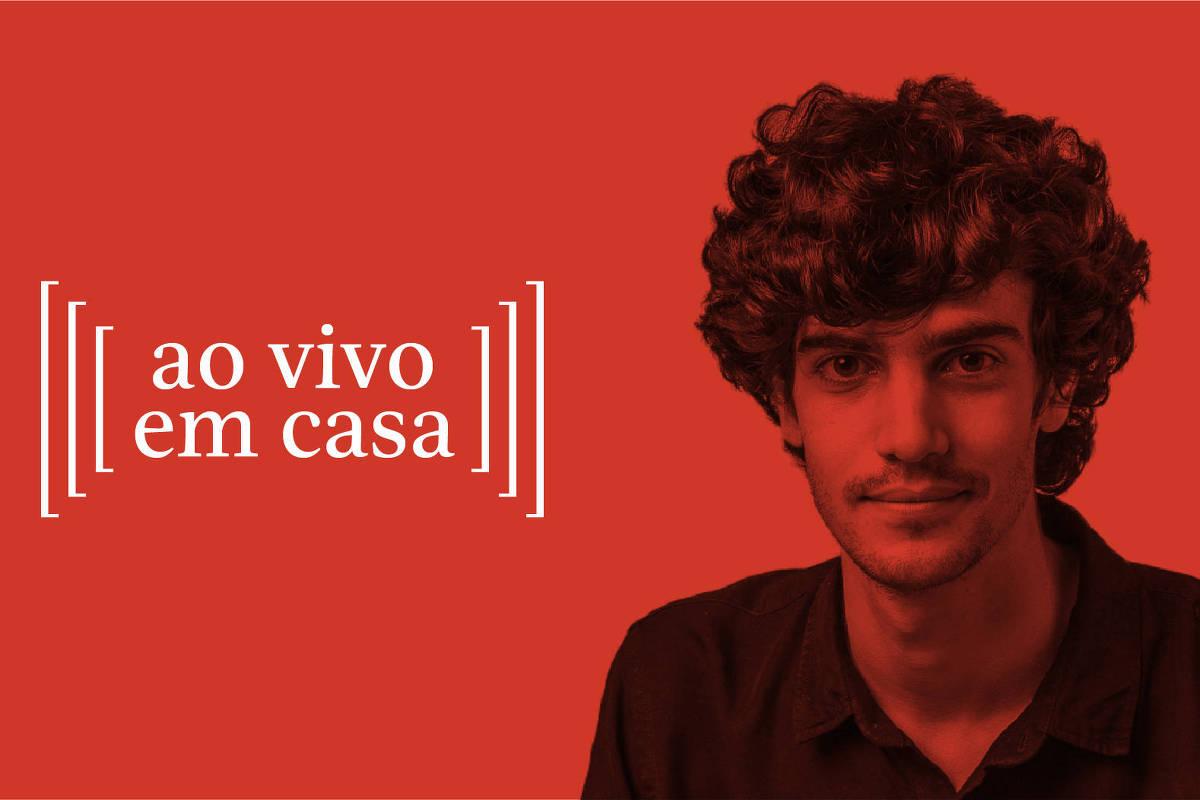 Caio Horowicz fala sobre papéis em 'Música para Morrer de Amor' e 'Hebe'