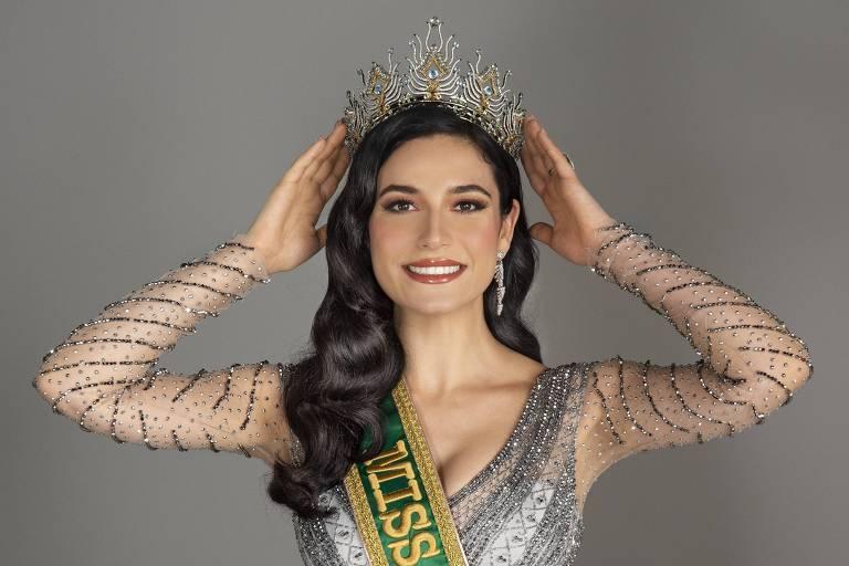 Júlia Gama é eleita Miss Brasil 2020 em eleição sigilosa no meio da quarentena