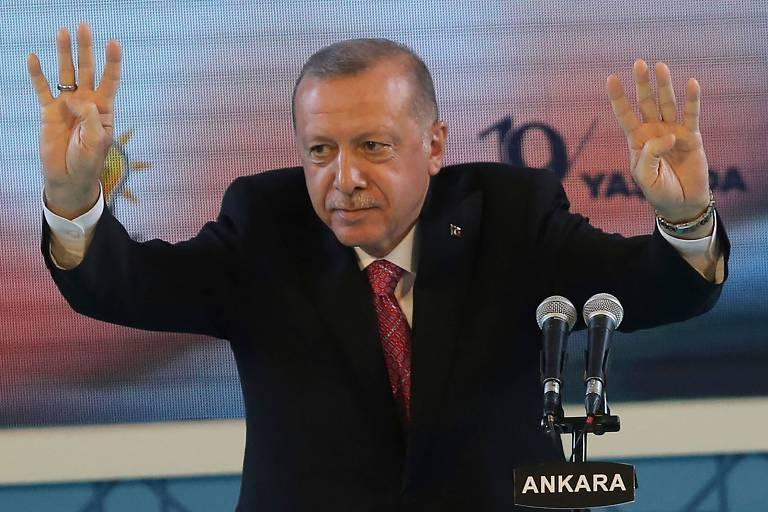 Erdogan anuncia maior descoberta de gás natural no Mar Negro