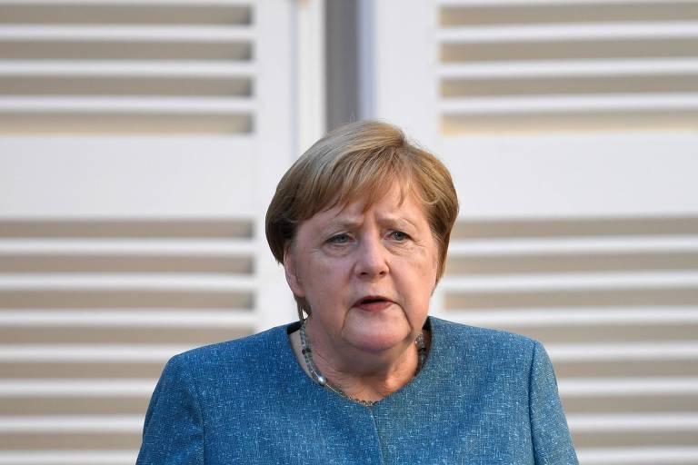 Merkel diz ter 'sérias dúvidas' sobre acordo com Mercosul após encontro com Greta Thunberg