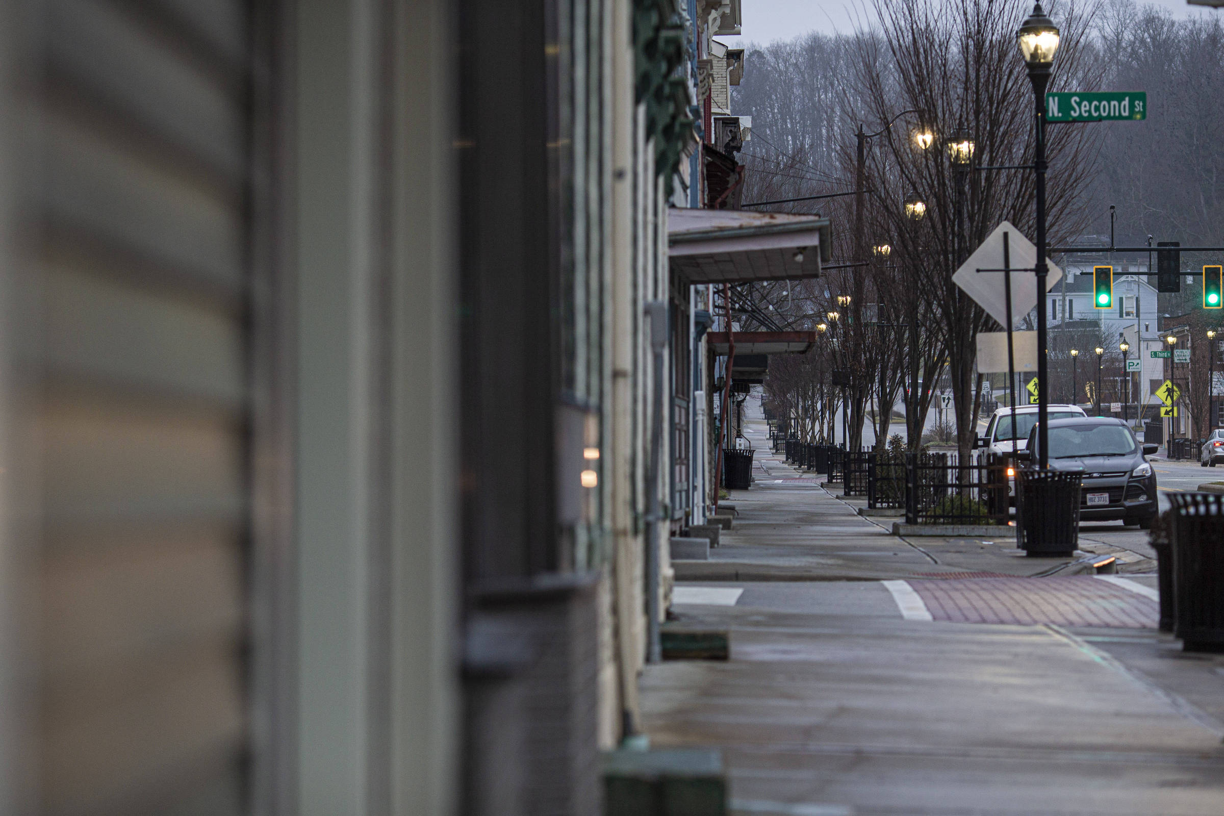 Rua da cidade de Batavia, no condado de Clermont, Ohio