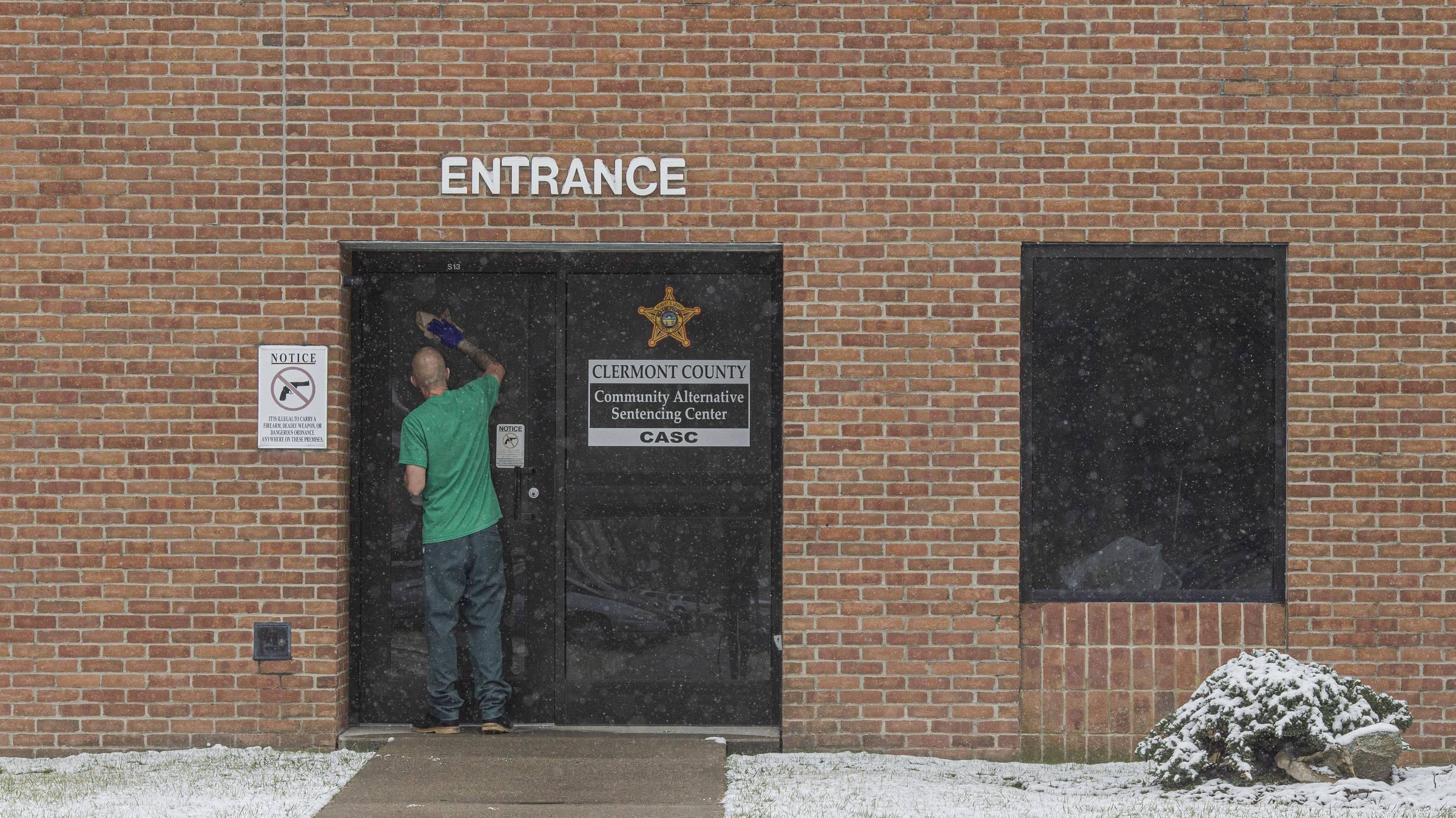 Centro Comunitário de Sentenças Alternativas no condado de Clermont