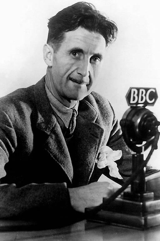 Veja fotos do escritor George Orwell
