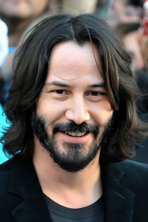 Imagens do ator Keanu Reeves