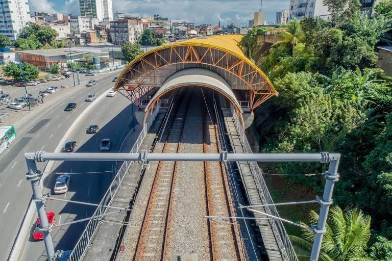 Na pandemia, metrô da Bahia adota programa de visitação virtual em tempo real