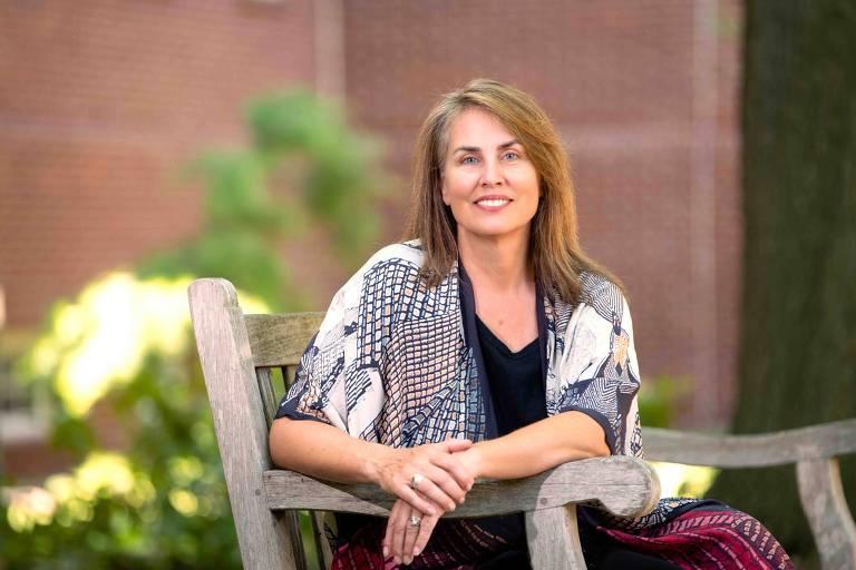 Judy Grisel, neurocientista da Universidade Bucknell (EUA), que estuda os efeitos das drogas no cérebro