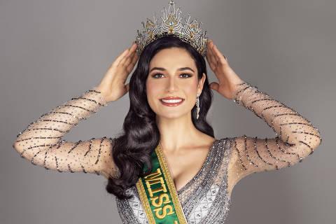 Júlia Gama é eleita Miss Brasil 2020