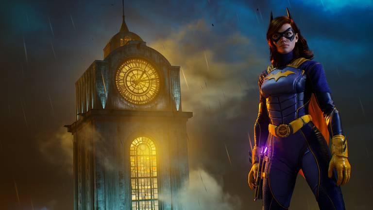 'Gotham Knights', novo jogo sobre herdeiros de Batman