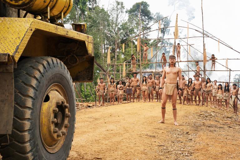 """Cena de """"Bruno Manser - A Voz da Floresta"""" (2019), de Niklaus Hilber"""